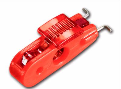 Bloqueo para disyuntor eléctrico Modelo TOG
