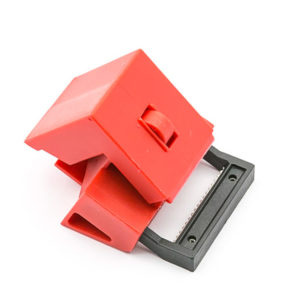 Bloqueo para caja moldeada de 277 voltios - Sister-Soft Lockout