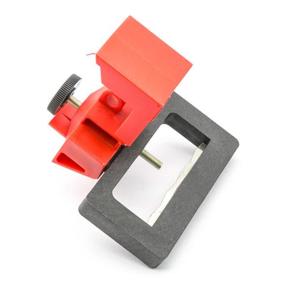 Caja Moldeada Bloqueo Gran Formato DEP