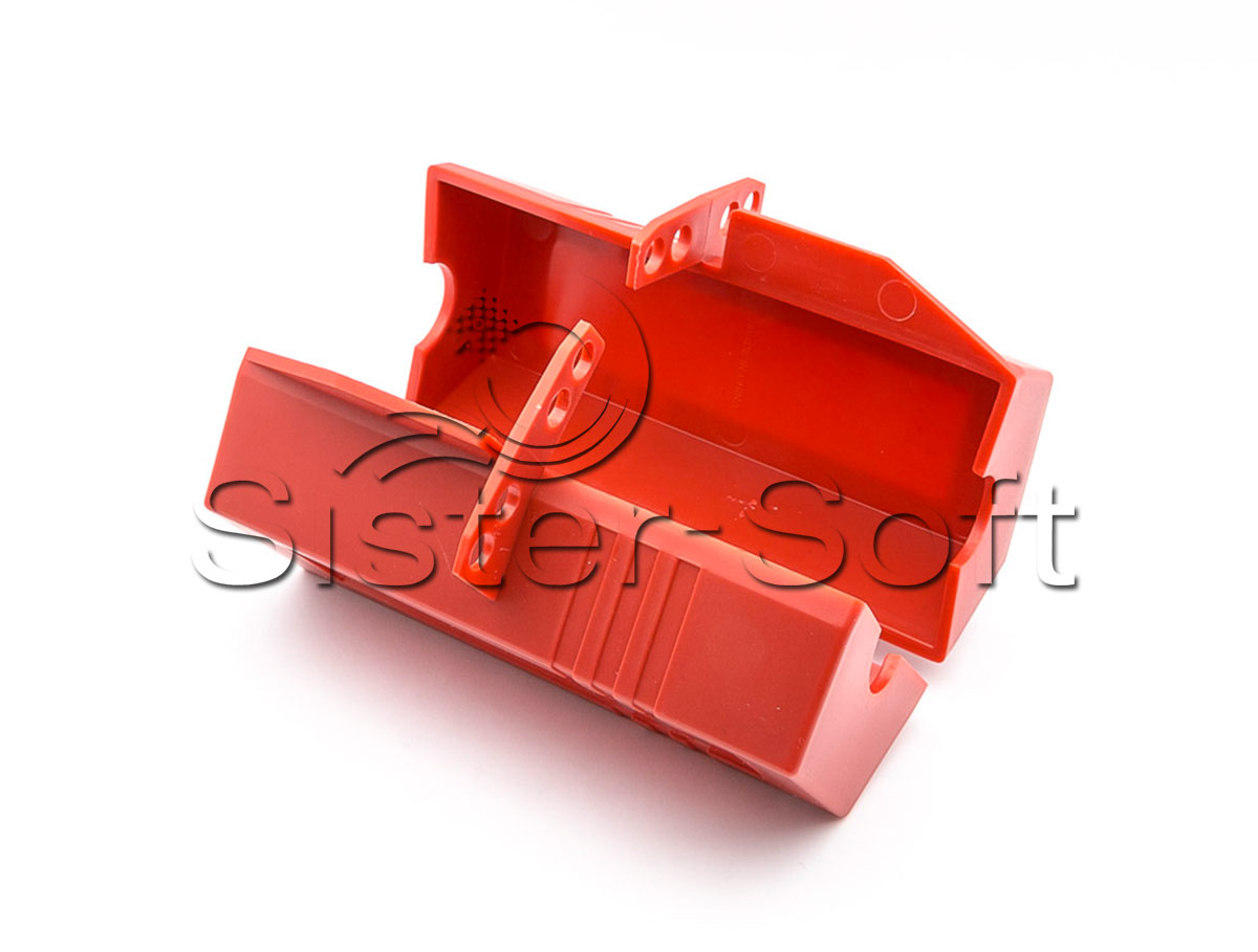 Bloqueo para enchufe rápido neumático de hasta 10mm