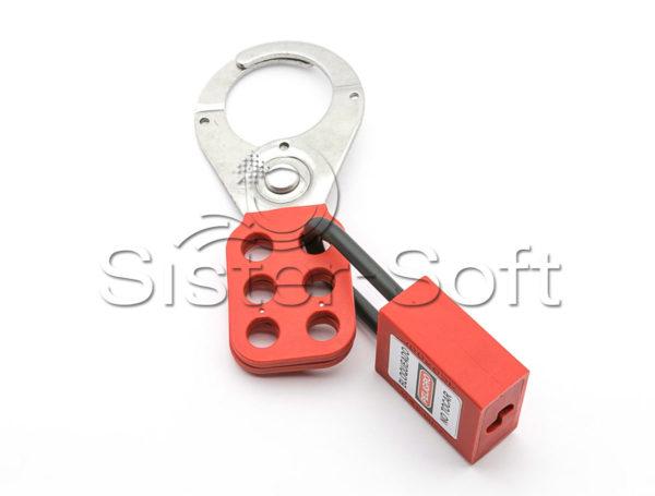 Pinza múltiple pequeña para Lockout - Tagout, Sister-soft.com