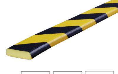 RP – Amortiguador de golpes para superficies planas