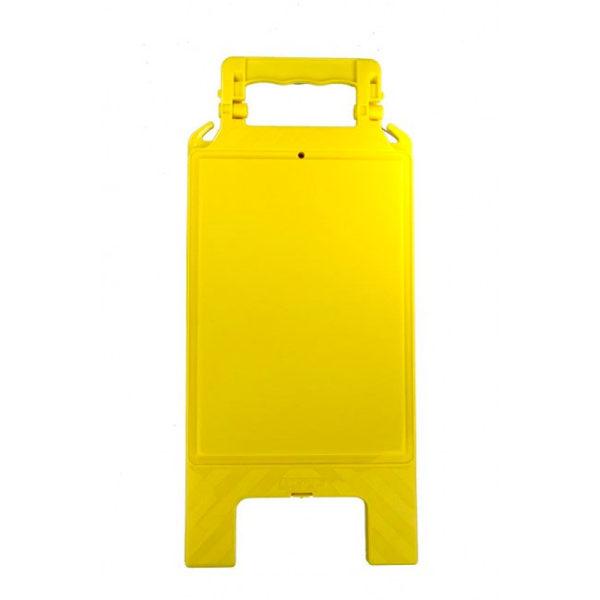 Caballete Personalizable Amarillo - Imagen real del producto