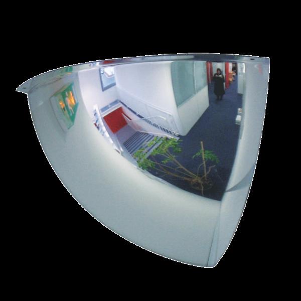 Espejos Hemisféricos para Interiores