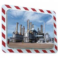 Espejos industriales para condiciones extremas: Antivaho, antiescarcha y fabricados en acero inoxidable