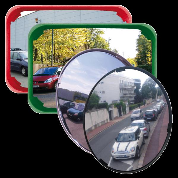 Espejos Polivalentes 2 direcciones Polymir®