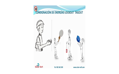 Consignación de energías Lockout-Tagout