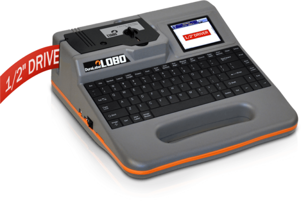 Lobo - Impresora de vinilos portátil