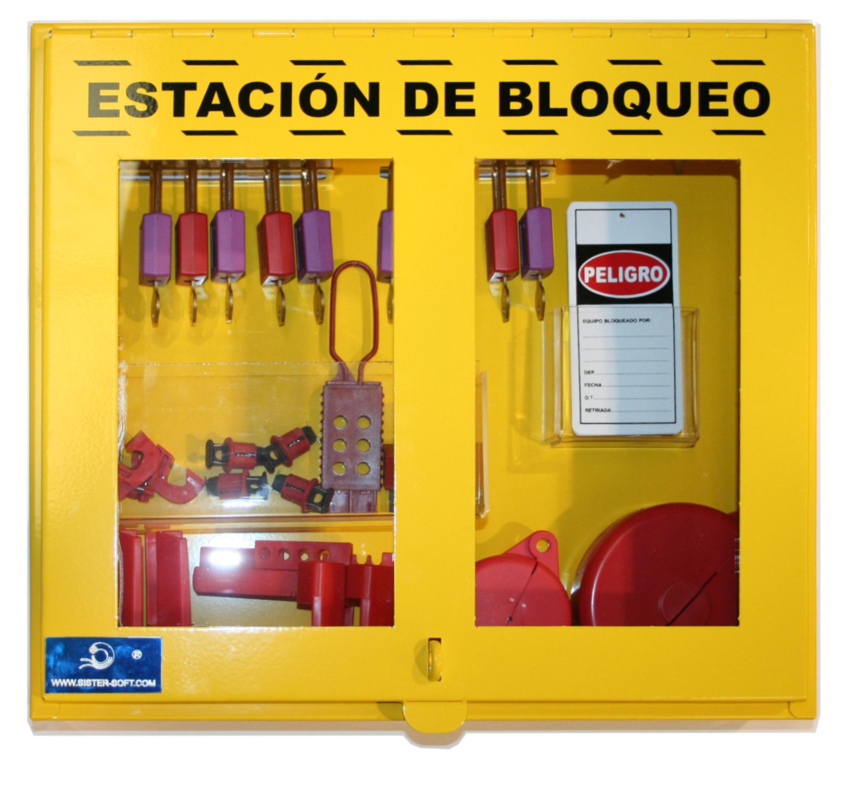 Amortiguadores De Carro >> Estación de Bloqueo a medida | Sister-Soft.
