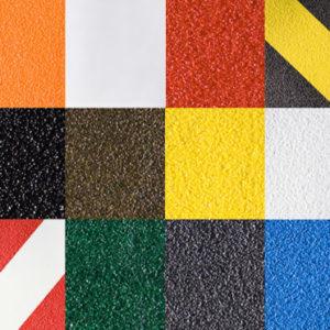 Marcaje de suelos antideslizante, reflectante, para marcaje y delimitaciones...