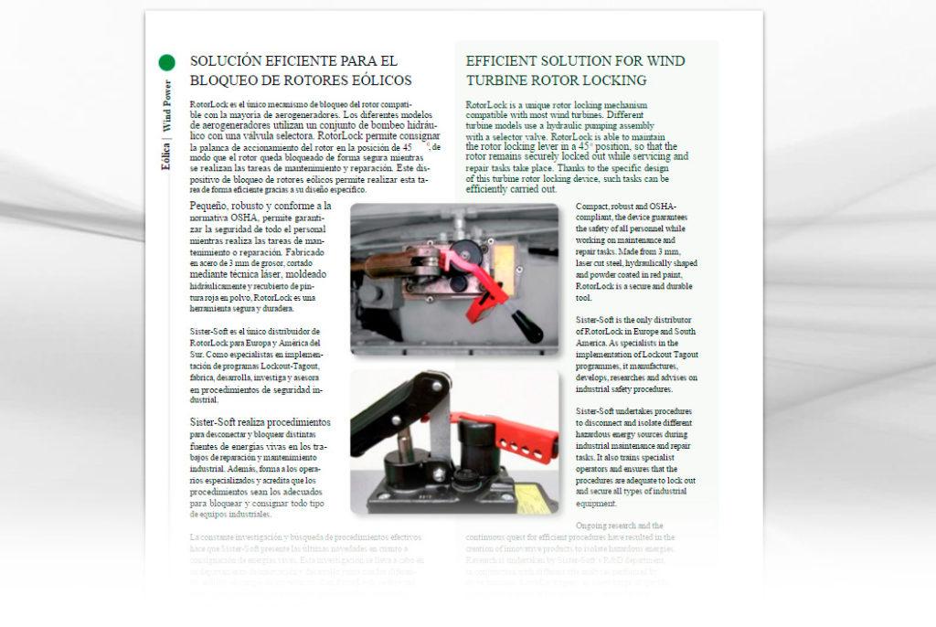 Publicación sobre RotorLock en la prestigiosa revista Future Energy