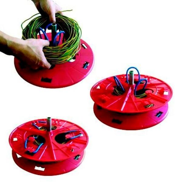 Bobinas elásticas - La solución definitiva para evitar los enredos de cables