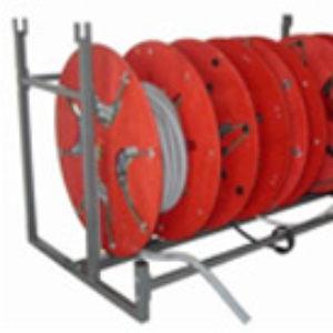 Distribuidores de bobinas y rollos