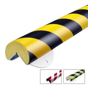 Amortiguador de golpes atornillado con colores tipo A+