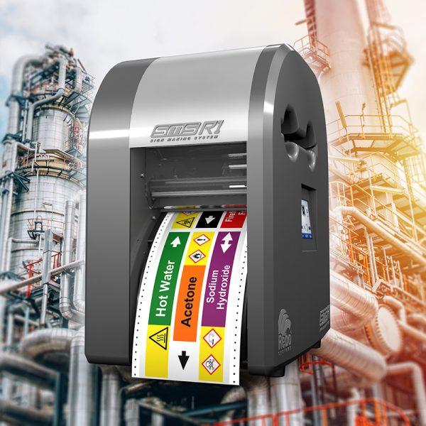 R1 - Imprimante multicolor y recorte