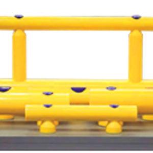 Barreras, guarda railes y bolardos de protección