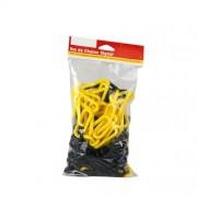 Cadena-5m-negro-amarillo
