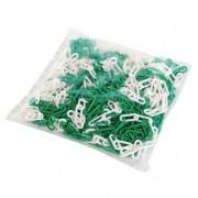 cadena-25m-verde-blanca
