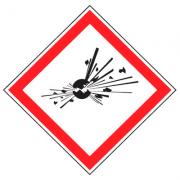 GHS - SGH   Explosivo