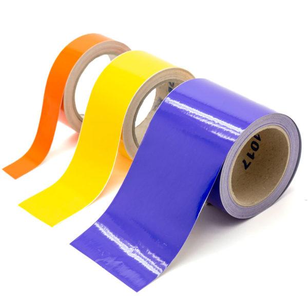 Marcadores de Tuberías Lisos. Disponibles en 6 medidas y múltiples colores