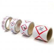 Marcador de tuberías multicolor, ideal para la creación de marcadores que requieran más de 1 color