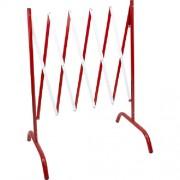 barrera-extensible-recta-rojo-blanco