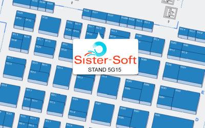 Cómo llegar al estand de Sister-Soft en SICUR 2020 – Pavellón 5 – 5G15