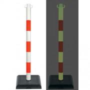 Poste-PVC-base-3kg-naranja-fotoluminiscente
