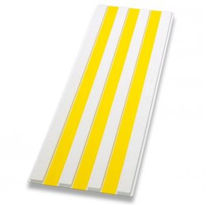 Guía de encaminamiento blanco/amarillo