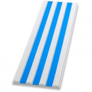 Guía de encaminamiento blanco/azul