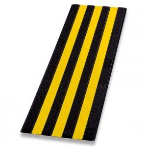 Guía de encaminamiento negro/amarillo