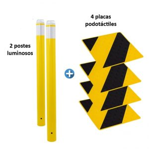 Presentación kit peatonal