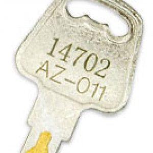 Grabado láser para candados y llaves