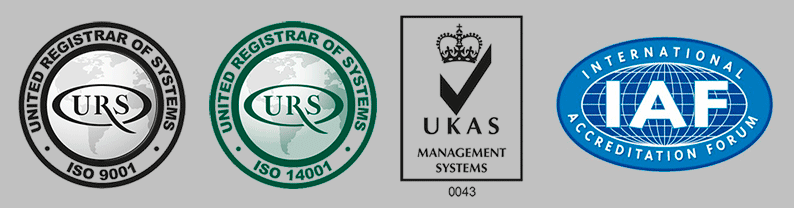 Certificados ISO 9001 | ISO 14001 - Sister-Soft